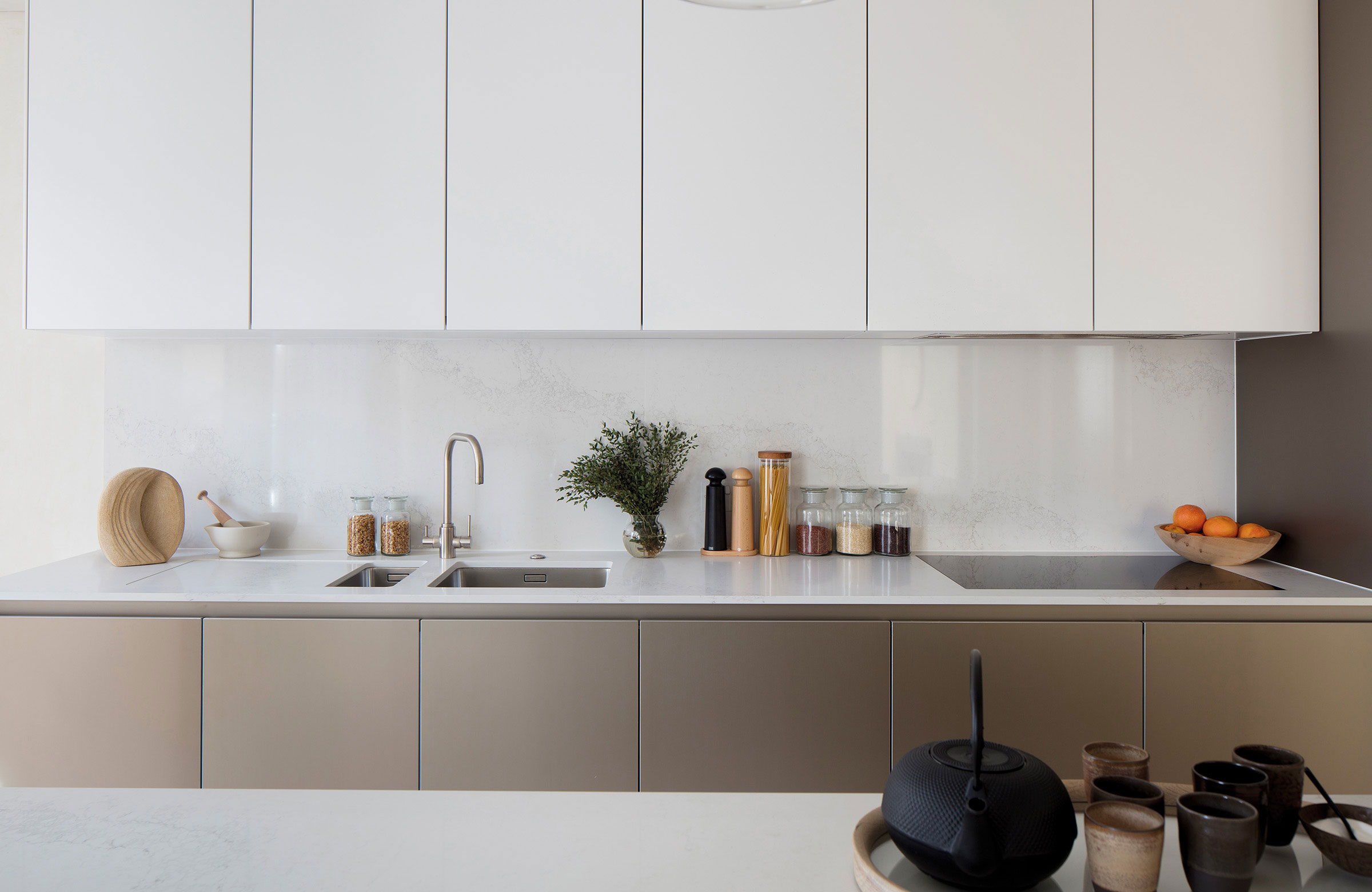 Bulthaup Kitchens Are Beautifully Equipped With Miele Appliances.
