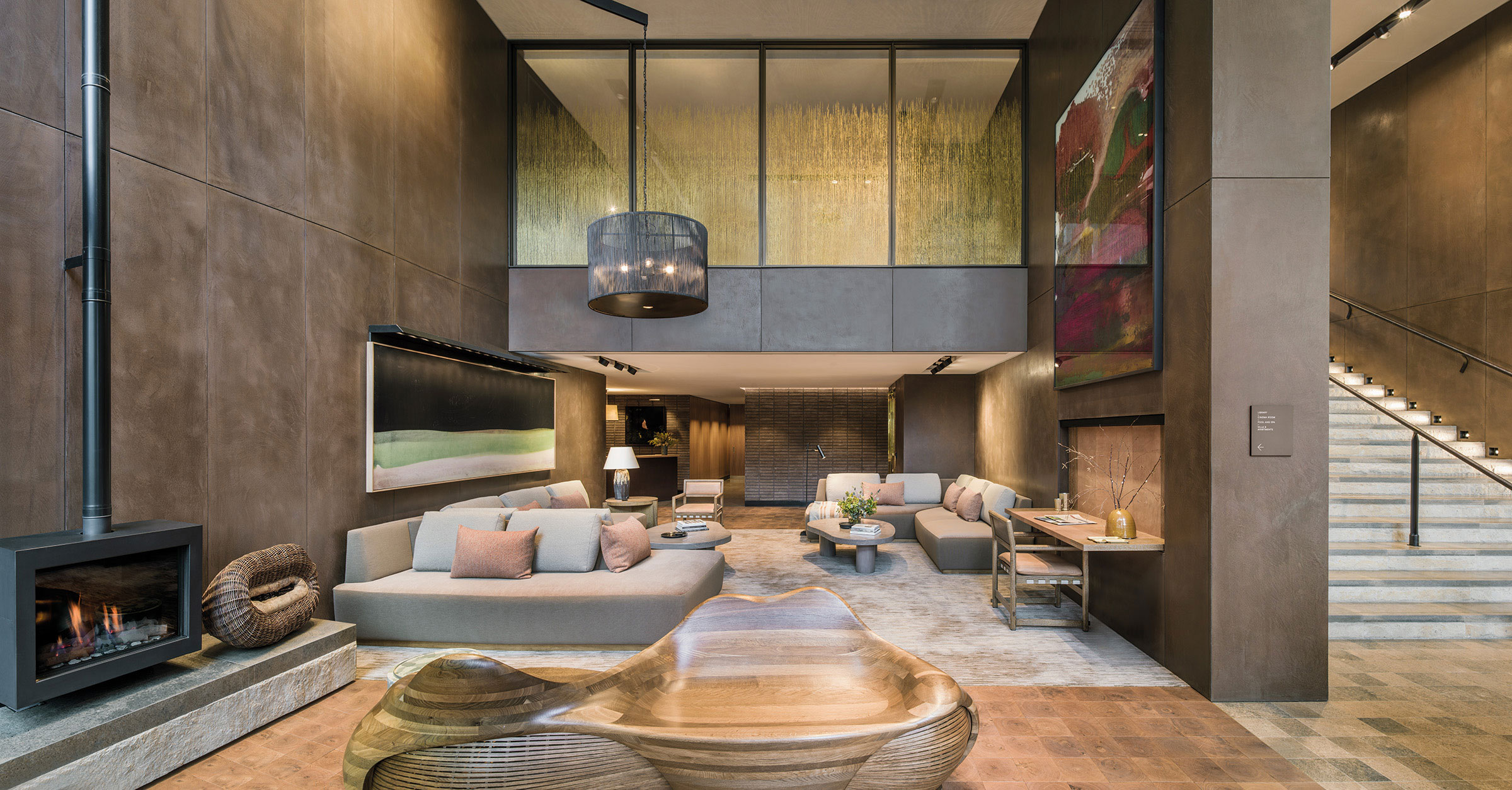 Luxury garden apartments and penthouses in Kensington: Holland Park ...