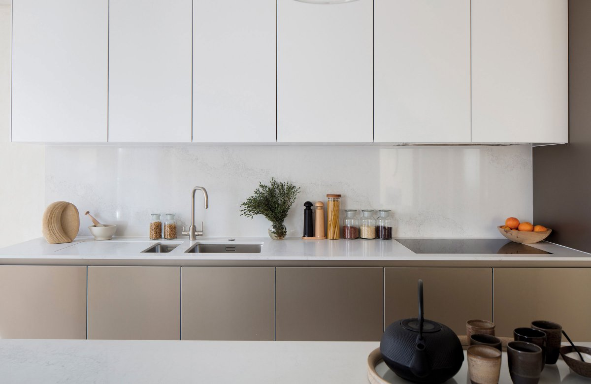 Bulthaup kitchens are beautifully equipped with Miele appliances