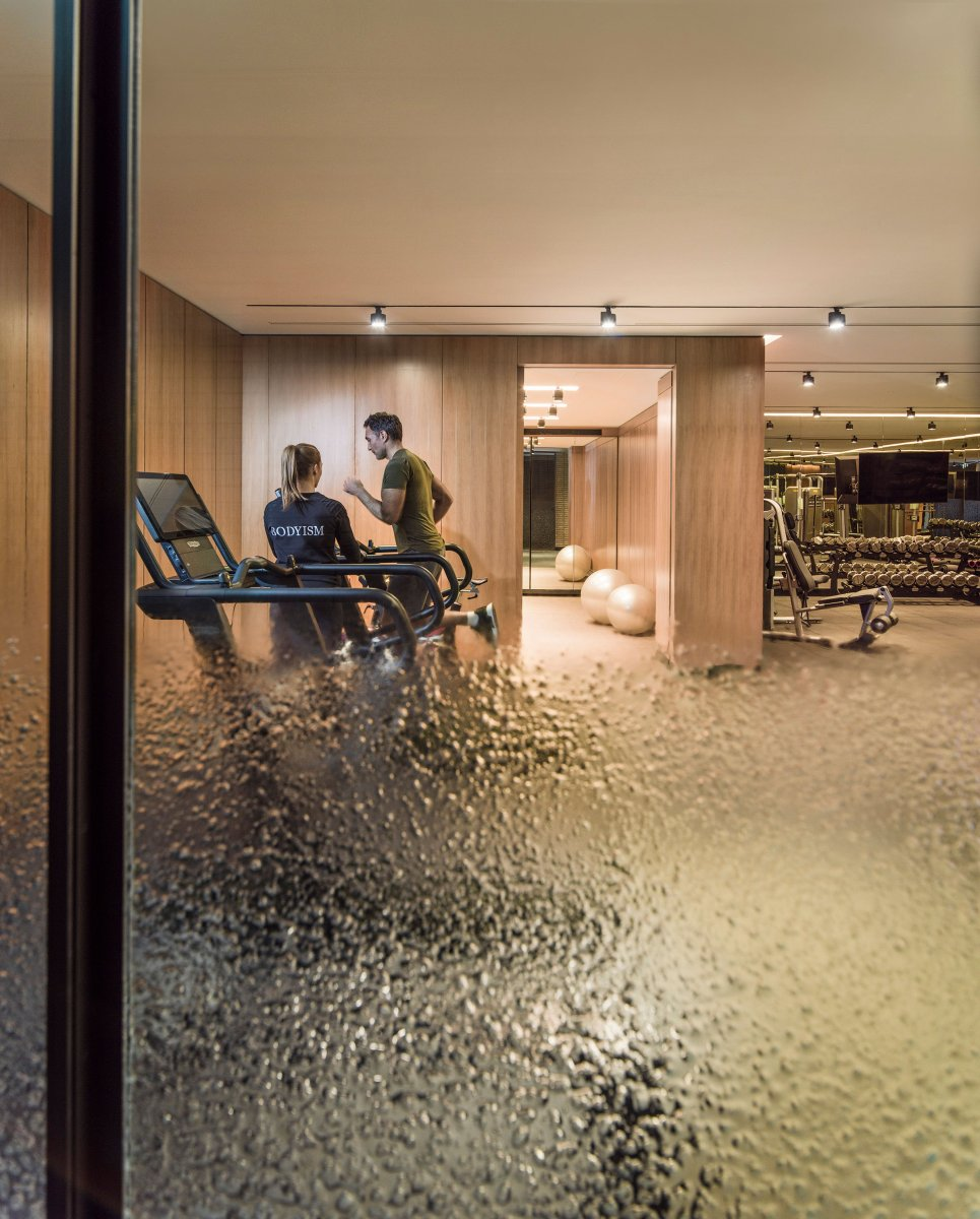 Personal Training Session in Holland Park Villas