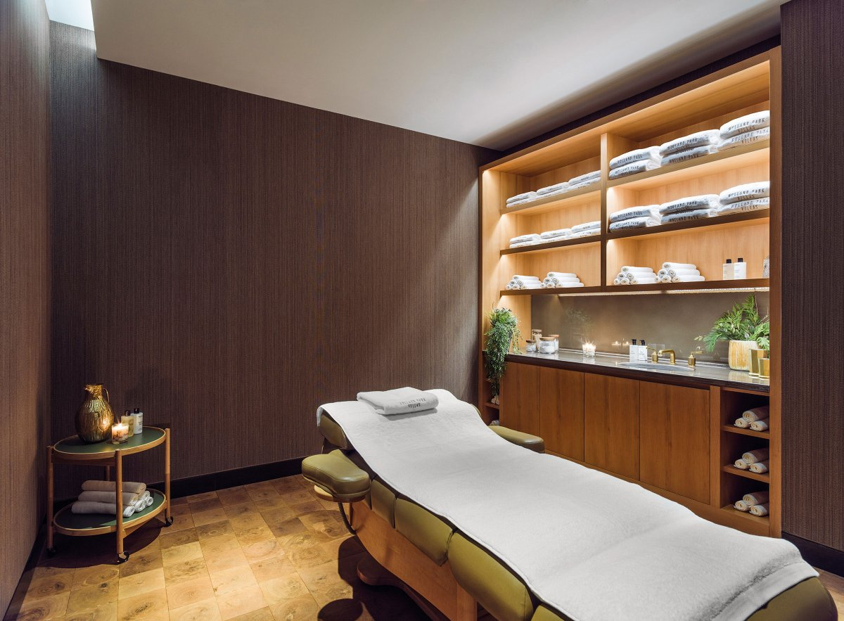 Beauty and Spa treatment space