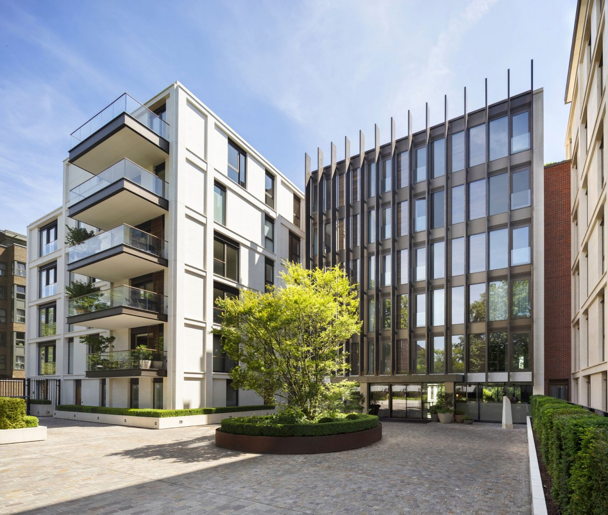 Holland Park Apartments: Luxury Apartments With Gardens For Sale